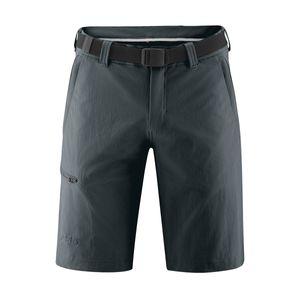 XXL Maier Sports leichte kurze Hose grau