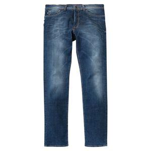 XXL Pionier Used Stretchjeans dunkelblau Marc