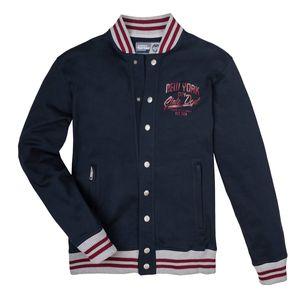 Ahorn Sportswear XXL Collegejacke navy