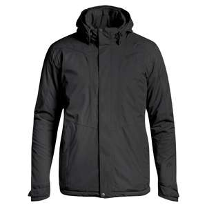 XXL Maier Sports Thermo Funktionsjacke schwarz