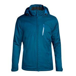 Maier Sports Multifunktions-Jacke in türkisblau