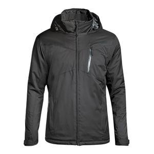 XXL Maier Sports Multifunktions-Jacke schwarz