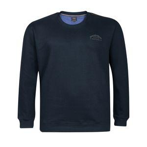 XXL Kitaro Sweatshirt modisch navy