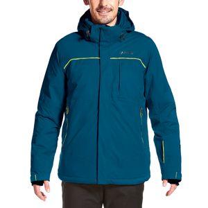 XXL Maier Sports funktionale Skijacke türkisblau