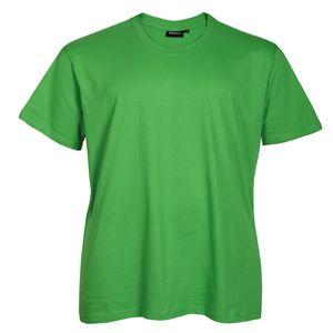 Redfield Basic T-Shirt apfelgrün Übergröße