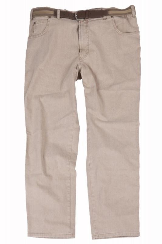 Luxusmode uk billig verkaufen attraktive Farbe Jeanshose natur Bauchgrößen Pionier Peter
