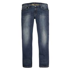 Replika by Allsize Jeans blue used wash Übergröße