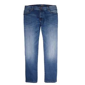 Camel Active Stretchjeans Houston mittelblau used