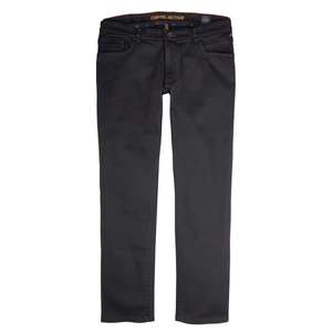 Camel Active farbechte Stretchjeans Houston schwarz