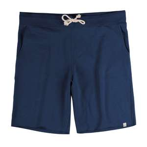 XXL Jack & Jones indigoblaue Sweatshorts