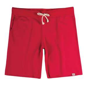 XXL Jack & Jones rote Sweatshorts