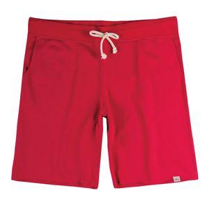 XXL Jack & Jones rote Sweatshorts