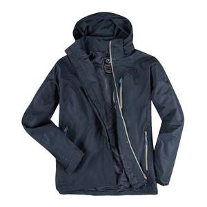 First B leichte Funktionsjacke Kingston nachtblau