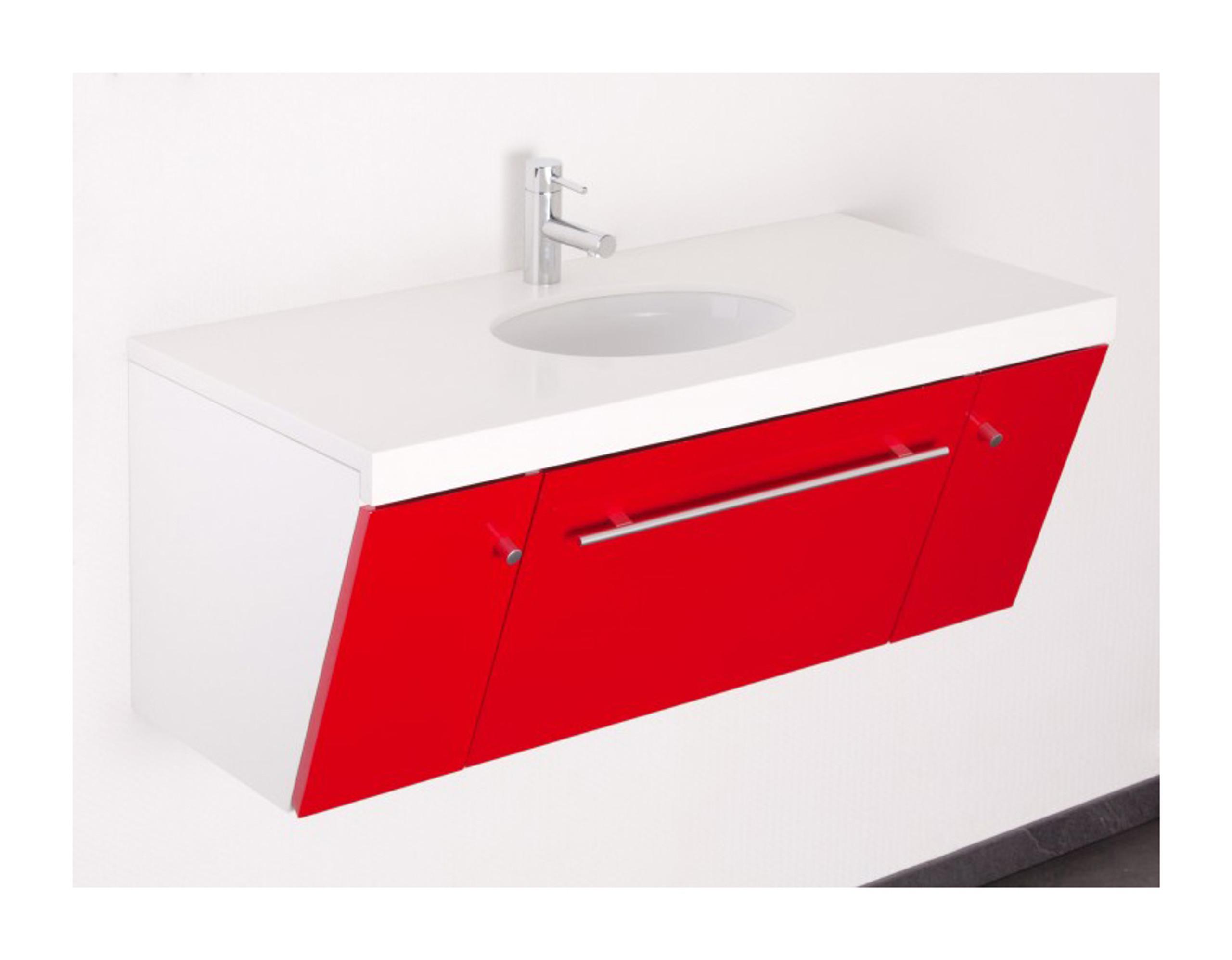 mybath badm bel set giuliana 100 cm rot badm bel badm bel sets. Black Bedroom Furniture Sets. Home Design Ideas