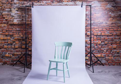 2x Stuhl Arthur Salbei Holzstuhl Massiv Esszimmerstuhl Buche Echtholz
