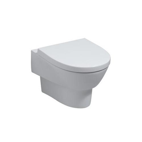 Keramag Flow Wand-WC Tiefspüler Weiß