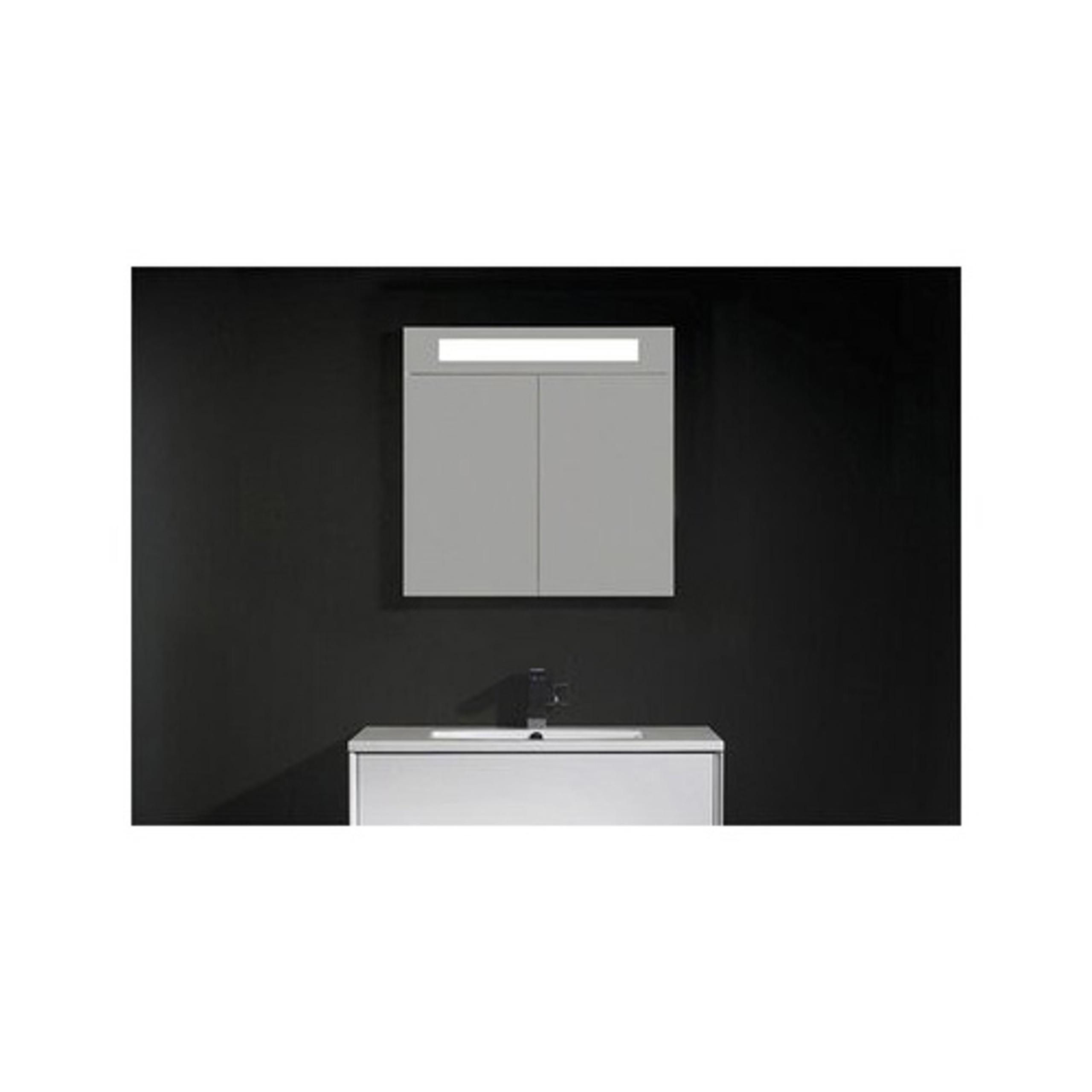 mybath spiegelschrank horizon 70 cm spiegelschr nke mdf spiegelschr nke 70 cm. Black Bedroom Furniture Sets. Home Design Ideas