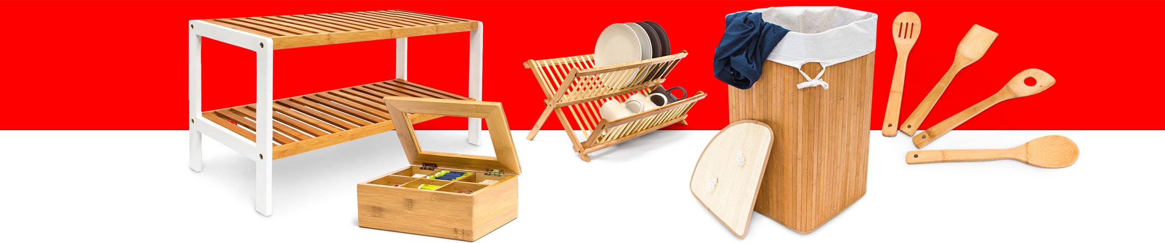 Sachen aus Bambus