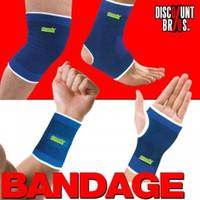 Elastische BANDAGEN für Hand, Ellenbogen, Unterarm, Knie und Fussgelenk 7er-Set