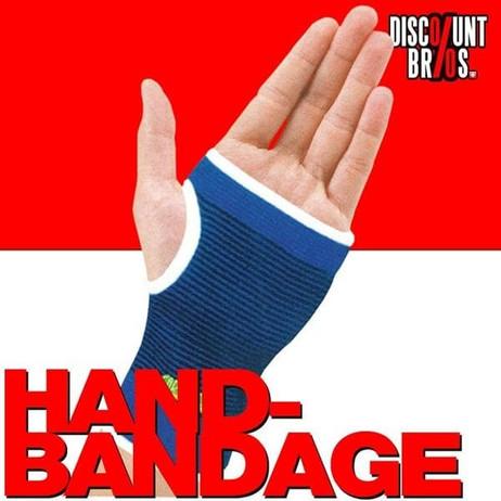 Elastische BANDAGE für die Hand 2er-Set – Bild 1