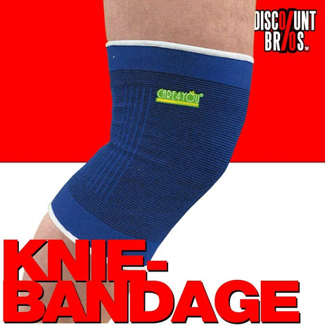 Elastische BANDAGE für das Knie – Bild 1