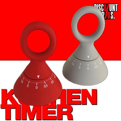 Kurzzeitmesser KÜCHEN-TIMER Küchenuhr Eieruhr – Bild 1