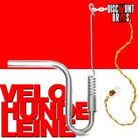 HUNDELEINE Leine für Velo / Fahrrad Sattelstütze 001