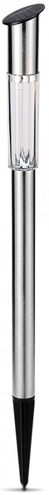 5 Stück LED SOLAR LAMPEN aus Edelstahl 62cm – Bild 2