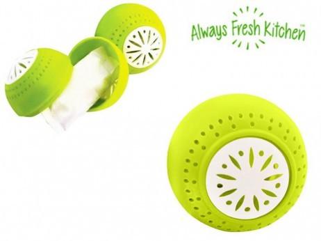 AlwaysFreshKitchen ECOBALLS für Kühlschrank Frische-Kugel 3er-Set – Bild 2