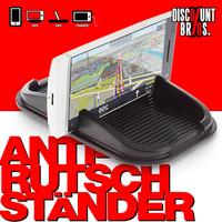 AUTO-HALTER NeverFall Pad ANTI-RUTSCH STÄNDER für Smartphone Handy etc.