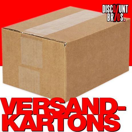 25 Stk. VERSANDKARTONS Kartonschachteln Faltkartons 25×17,5×10cm (NO1) – Bild 1