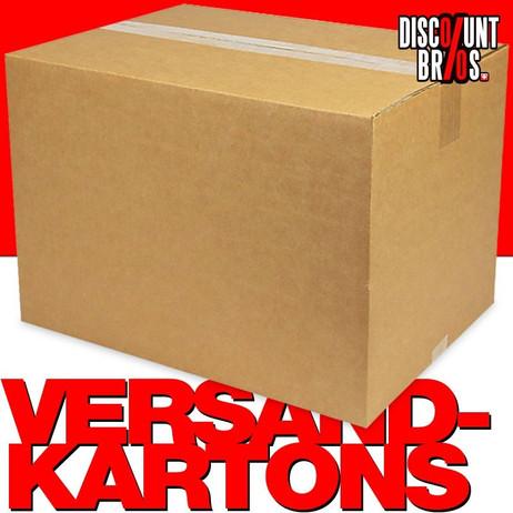 25 Stk. VERSANDKARTONS Kartonschachteln Archiv Odner 43,5×32×20-30cm (NO3) – Bild 1
