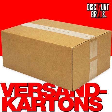 25 Stk. VERSANDKARTONS Kartonschachteln Faltkartons 60×30×15cm