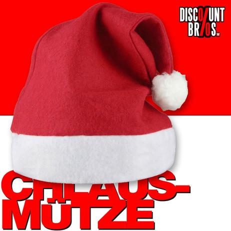 10 Stück Weihnachtsmütze SAMICHLAUSMÜTZE Weihnachtskostüm Party-Set – Bild 1