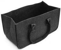 Tragetasche FILZTASCHE Tasche für Kaminholz aus Filz 50×25×25cm