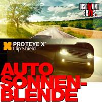 Auto-Sonnenblende PROTEYE X Doppel-Blendschutz für Tag und Nacht