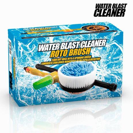 WATER BLAST CLEANER Wasserstrahl-Reiniger ROTATIOS-BÜRSTE für Wasserschlauch – Bild 6