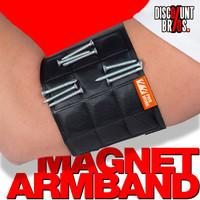 PWR-WORK Magnetarmband Werkzeug- Bits- und Schraubenhalter 001