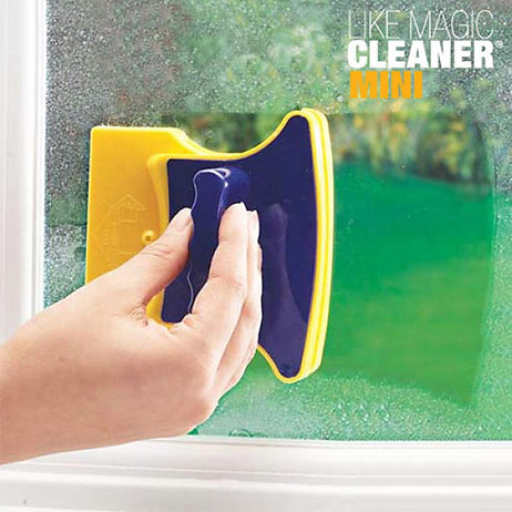 LIKE MAGIC CLEANER MINI magnetischer FENSTERREINIGER – Bild 3