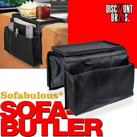 Sofabulous SOFA BUTLER Fernbedienungshalter mit Ablage – Bild 1