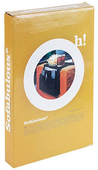Sofabulous SOFA BUTLER Fernbedienungshalter mit Ablage – Bild 4