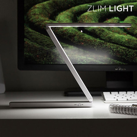 ZLIM LIGHT klappbare Mini-LED-Lampe mit USB – Bild 3