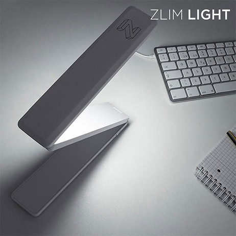 ZLIM LIGHT klappbare Mini-LED-Lampe mit USB – Bild 5