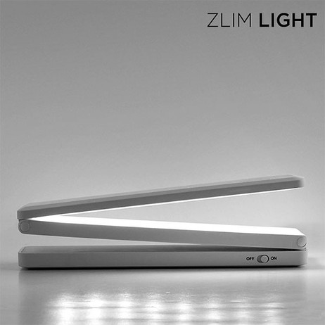 ZLIM LIGHT klappbare Mini-LED-Lampe mit USB – Bild 6