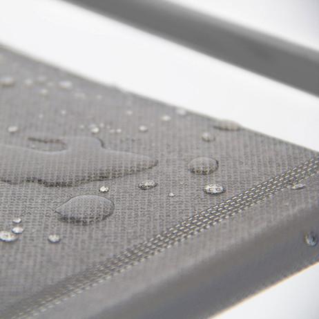Schuhregal SCHUHSCHRANK Faltschrank Regal VALENTIN breit mit 12 Ablagen (grau) – Bild 8
