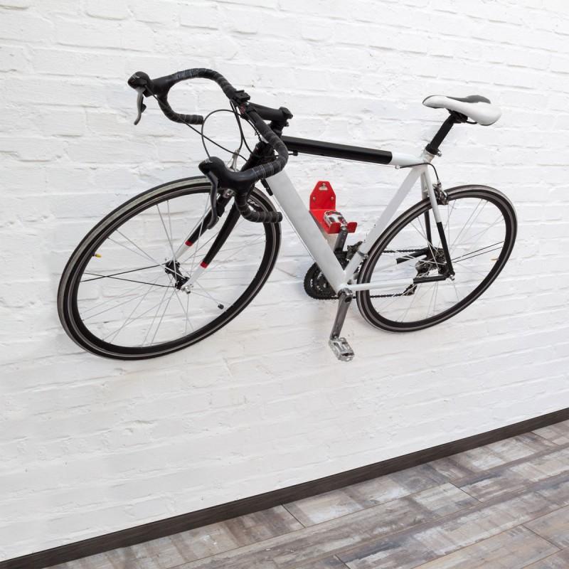 VELOSTÄNDER Fahrrad WANDHALTERUNG Veloaufhängung für Pedale 2er-Set