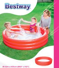 Bestway PLANSCHBECKEN Kinderpool Pool 152×30cm