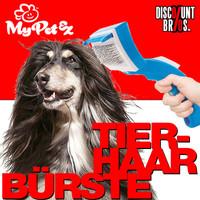 MY PET BRISTLES Tierhaar-Entfernungs-Bürste
