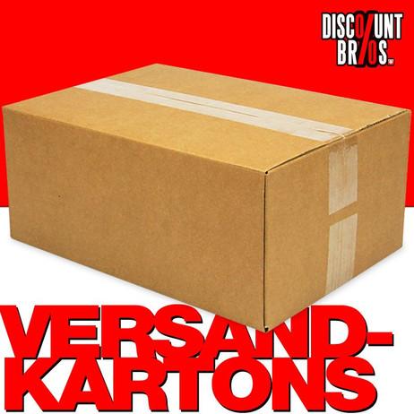 25 Stk. DIN A4 VERSANDKARTONS Kartonschachteln Faltkartons 30×21,5×14cm 300x215x140mm – Bild 1