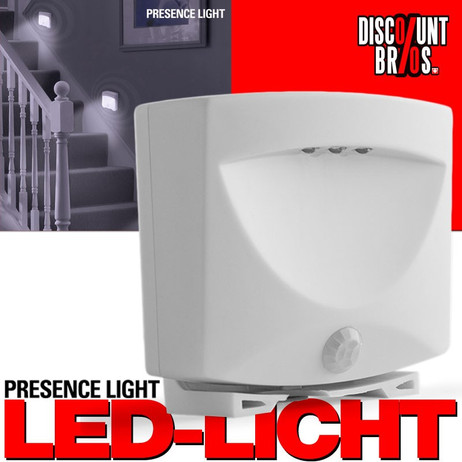 PRESENCE LIGHT LED-Licht LAMPE mit Bewegungssensor – Bild 1